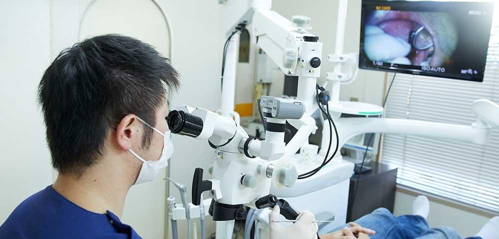 歯髄保存療法